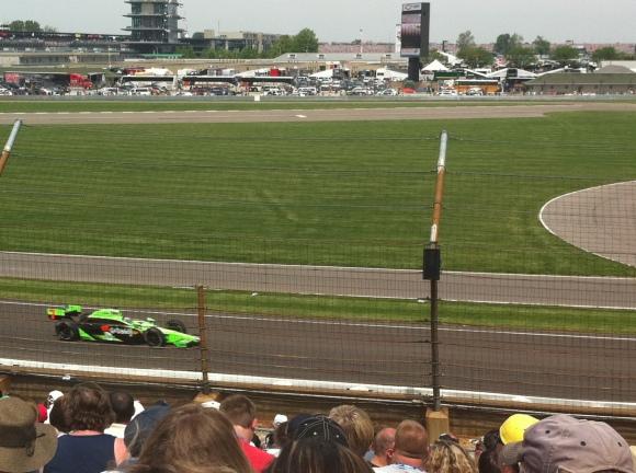 Danica Patrick Indy 500
