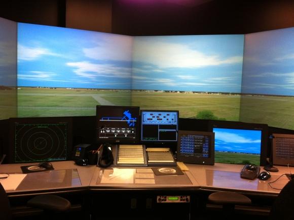 Grissom ATC Simulator