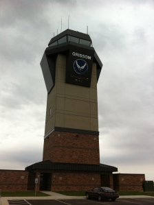 Grissom Air Traffic Control Tower